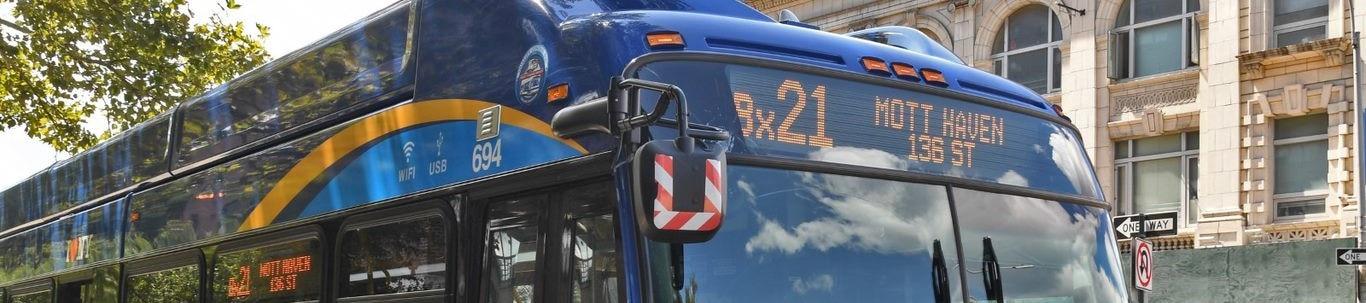 Reimagining The Bronx Bus Network