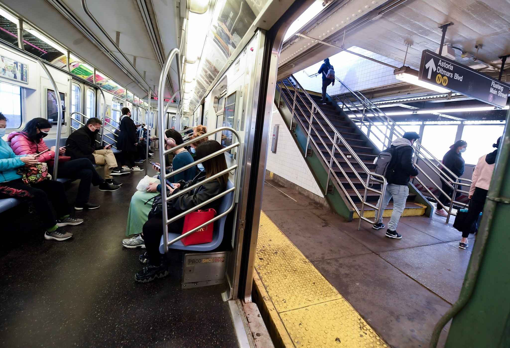 Daily Subway Ridership Tops Two Million for First Time Since Beginning of COVID-19 Pandemic