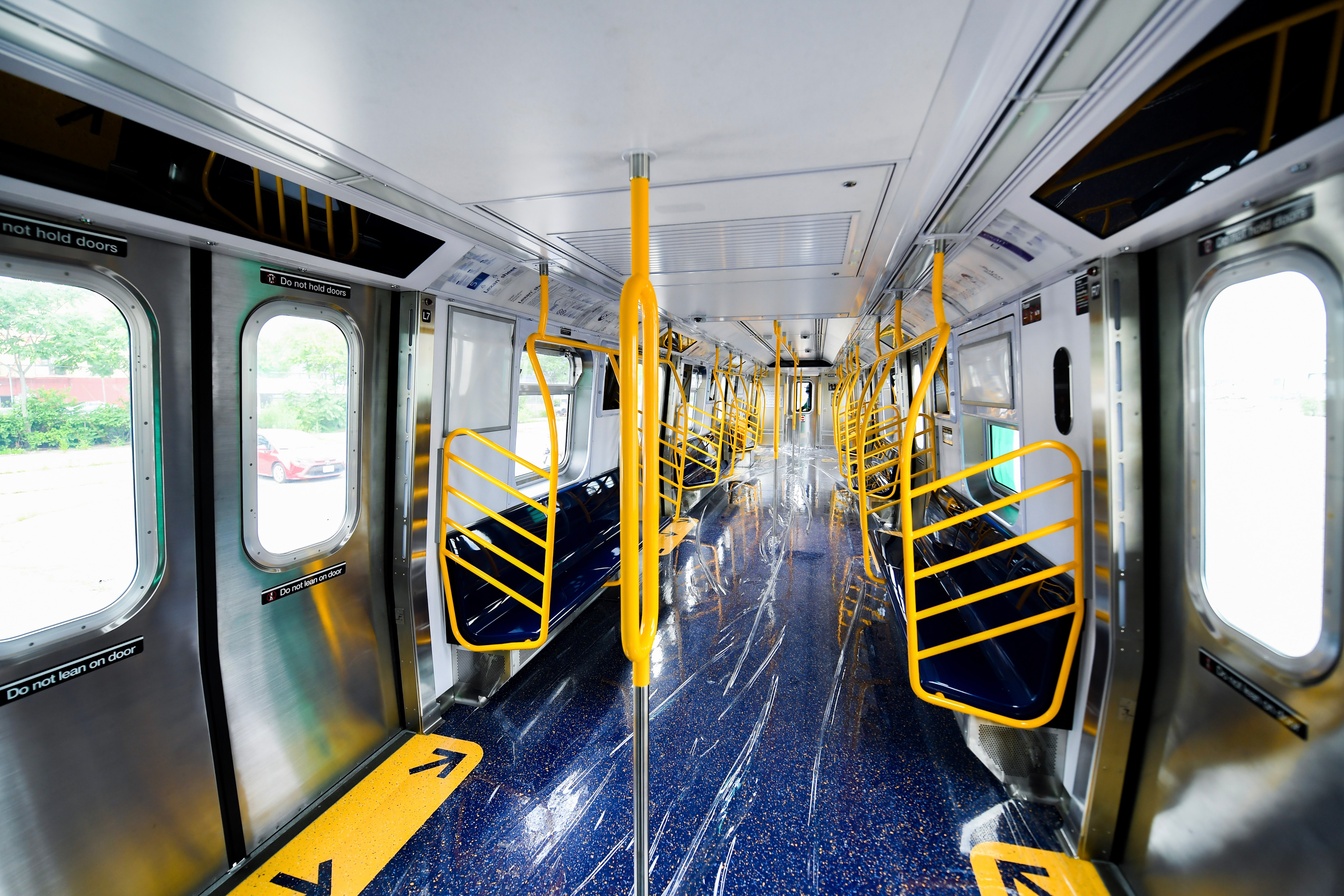 Mta Announces First Of New R211 Subway Cars Arrive For Testing Mta