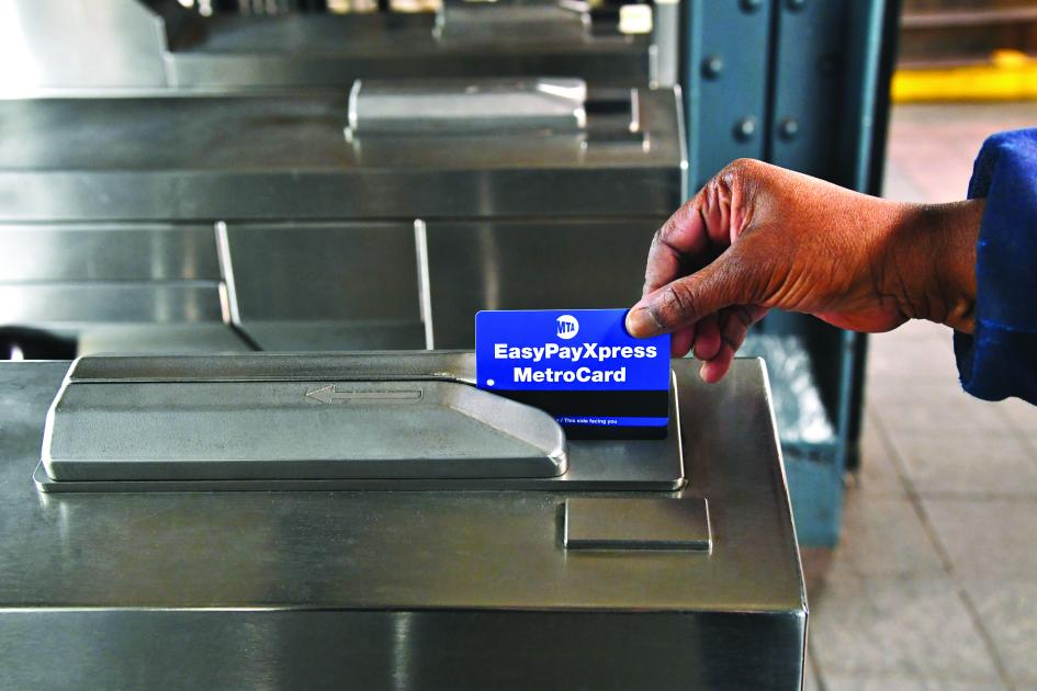 Easypay Options For Metrocards